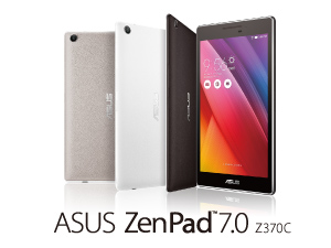 ASUS 7inch タブレット
